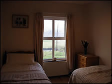 View of Nancy's Cottage (bedroom)